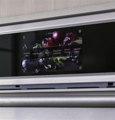 zsbnss monogram  smart    wall oven   advantium technology monogram
