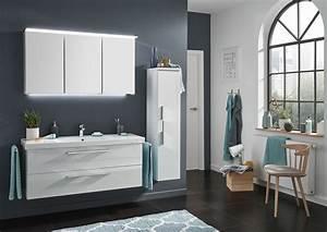 Badmöbel Set Abverkauf : puris fine line badm bel set 122 125 cm breit kombinierbar badm bel 1 ~ Buech-reservation.com Haus und Dekorationen