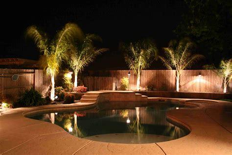 Backyard Lights by Ideas For Backyard Lighting To Illuminate Happiness