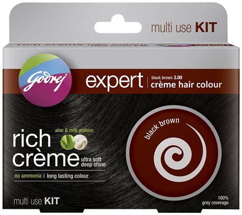 Rich Black Hair Color by Godrej Expert Rich Creme Hair Colour Reviews Godrej