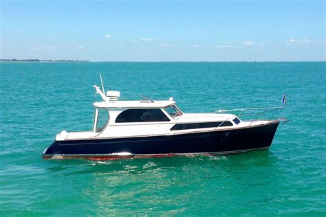 Marlow Boats by 2006 Marlow 37 5 Prowler Classic Power Boat For Sale Www