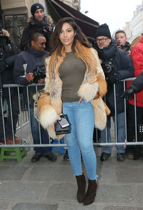MAJDA SAKHO at Jean-paul Gaultier Fashion Show at Pais ...