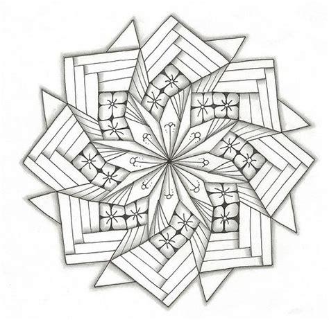 pinwheel fold iris folding pattern iris folding