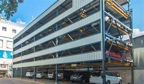 Car Parking Solutions India