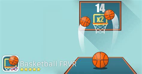 play basketball frvr  basketball hoop shooter