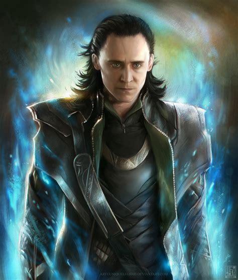 Loki The Avengers Loki Thor 2011 Fan Art 30960359