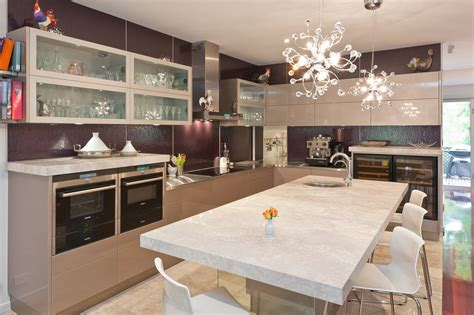 Innovative Kitchen Perfect For Entertaining  Completehome