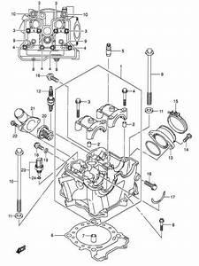 2006 Suzuki Lt-r450k6 Service Manual - Suzuki Atv