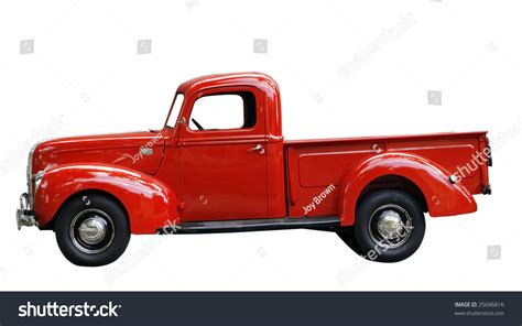 Image Gallery Red Truck