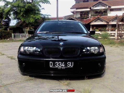 Modifikasi Bmw by Modifikasi Bmw E46 Facelift Secret Bandung