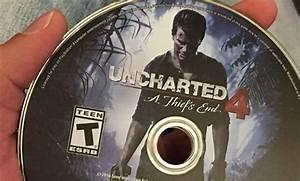Uncharted 4 : Neil Druckman dévoile le Blu-ray du jeu