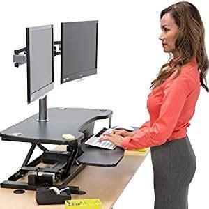 amazon com versadesk power pro 36 quot electric height