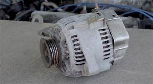 How To Remove An Alternator From A Toyota Camry
