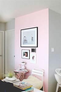 Peinture Rose Pale Pour Chambre
