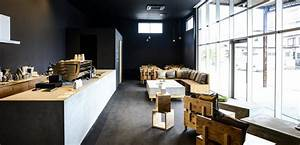 Cobuke Coffee An Industrial Warehouse In Chiba Converted