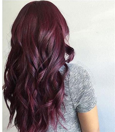 burgundy hair style burgundy hair style trends 49 lucky