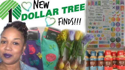 New Dollar Tree Finds & More!!!  Youtube
