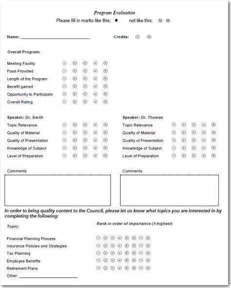 19825 speaker feedback form speaker evaluation form 183 remark software