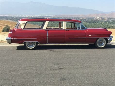 1956 Cadillac Broadmotor Station Wagon For Sale