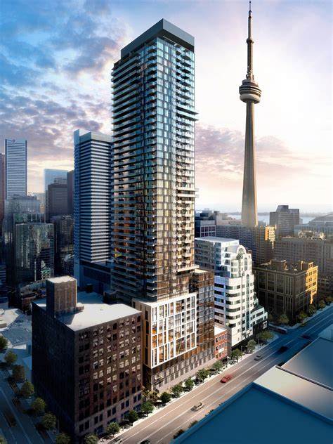 35 Tallest Buildings In Canada Under Construction Right