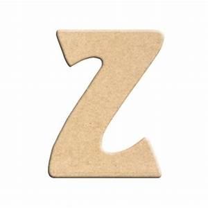 Lettre En Bois A Peindre : lettre z peindre d corer lettre en bois brut lettre ~ Dailycaller-alerts.com Idées de Décoration
