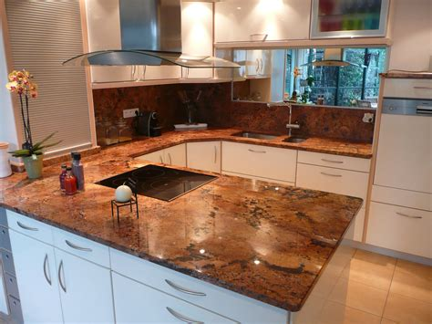 cuisine en granit cuisine plan en granit