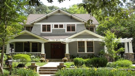 century craftsman style homes famous  century art  bungalows treesranchcom