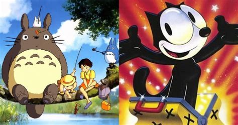 The 5 Best And 5 Worst Animated Movies From The 80s