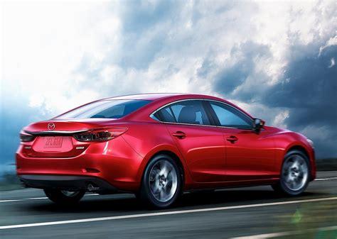 Mazda 6  Atenza Sedan Specs  2015, 2016, 2017, 2018