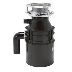 insinkerator 1651 2105 in sink erator white garbage