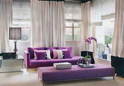 living  sillones violetas casa web