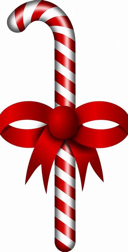 Stick Clipart Candy Cane Clip Christmas Ribbon