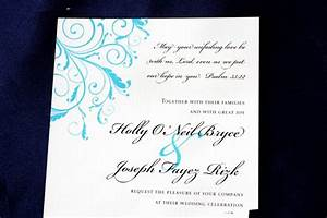 Christian wedding invitation bible verses for Wedding invitation wording with bible quotes