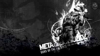 Solid Metal Gear Monochrome Darkness Computer Screenshot