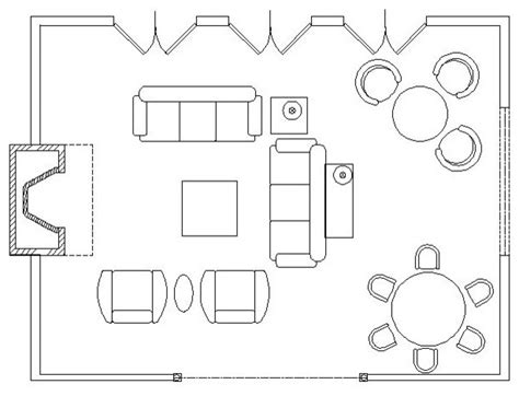 floor plans space planning furniture lay outs