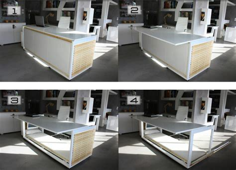 desk transforms into bed studio nl s transforming 1 6 sm of life desk turns into