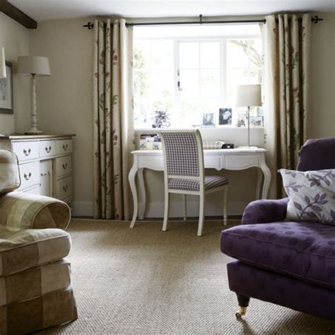 country style home office office furniure decorating