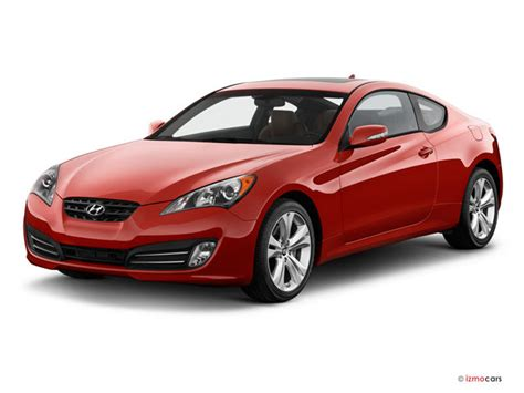 2012 Hyundai Genesis Coupe Prices, Reviews And Pictures