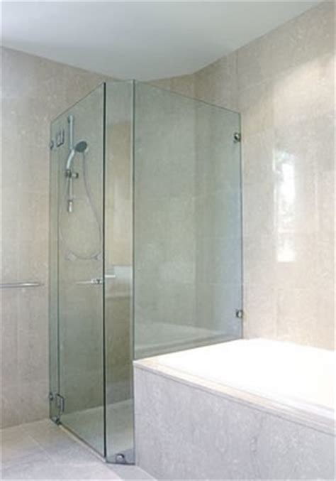 corner frameless glass shower enclosures contemporary