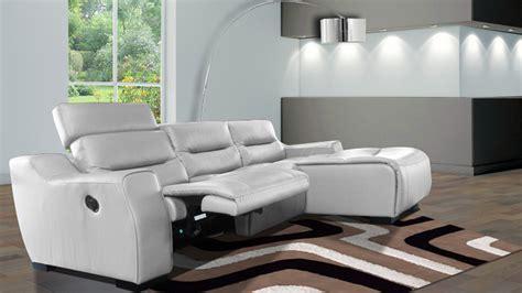 canapé design relax canapés d angle cuir