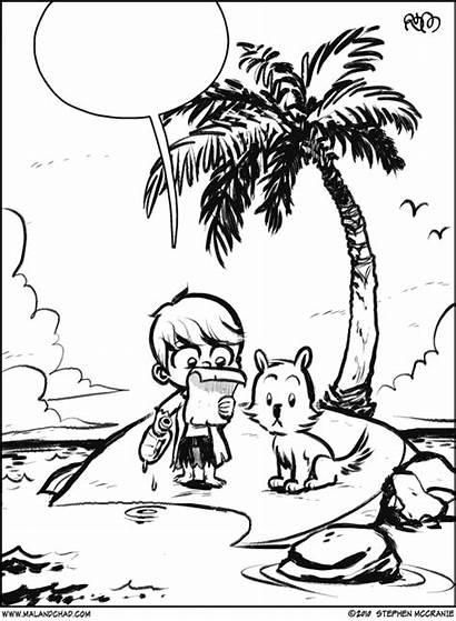 Bubble Fill Comic Strips Blank Speech Bubbles