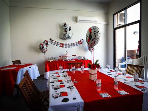 dalmatians birthday party ideas photo