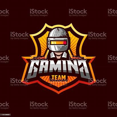 Pubg Team Template Gaming Awesome Vector Sport