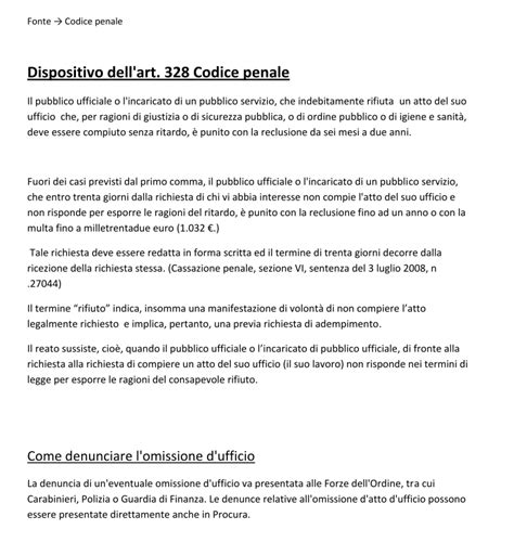 Atti D Ufficio by Obbligo Di Condividere Gli Atti D Ufficio Aiutodislessia Net