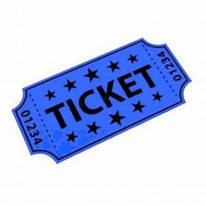 Blue raffle tickets roll - Blue - Shop by Color - Let's Shop