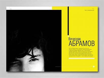Magazine Layout Layouts Examples Inspiration Editorial Graphic