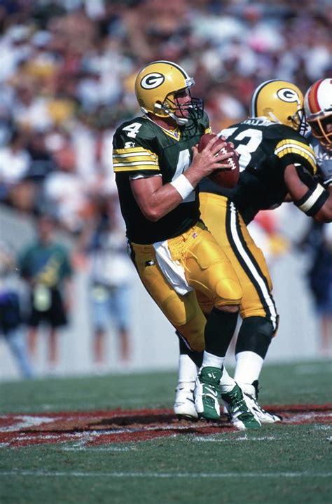 Brett Favre Green Bay Packers 5 Photograph By Iconic