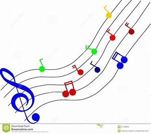 The gallery for --> Colourful Musical Notes Clip Art