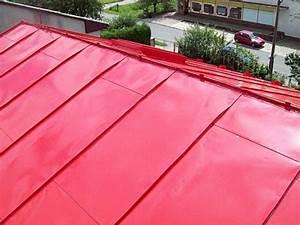 Renovace plechových střech