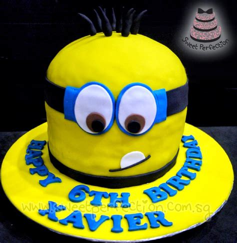 sweet perfection cakes gallery code minions happy